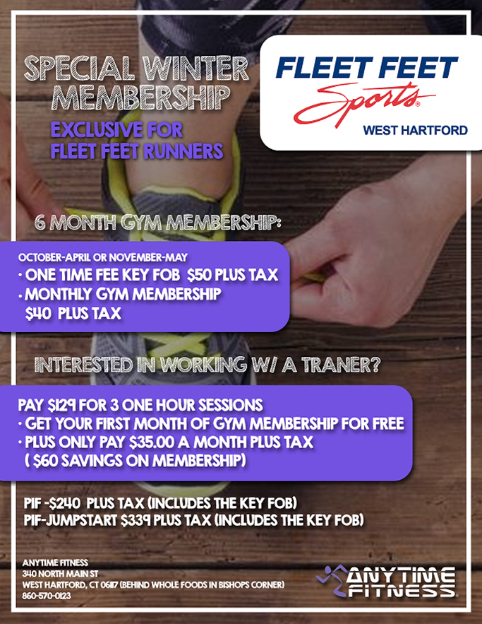 Anytime Fitness Offer