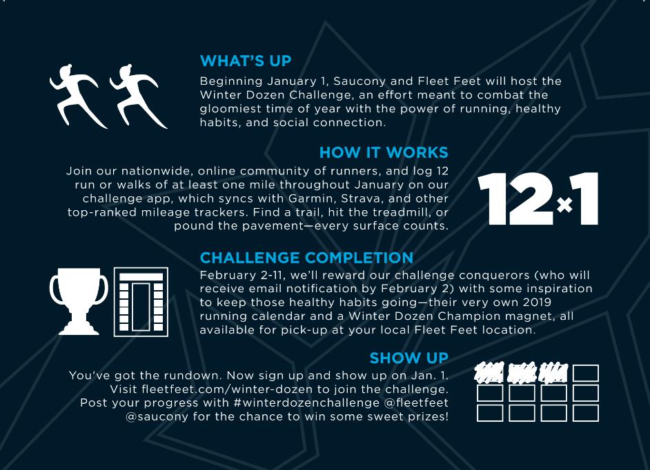 Winter Challenge Details