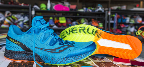 Saucony EVERUN Shoes